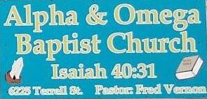 Alpha & Omega Baptist Church